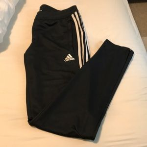 Adidas soccer pants! (Tapered!)